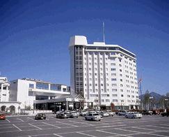 ハイランドリゾート ホテル&スパの外観