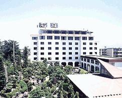 ホテル石庭の外観