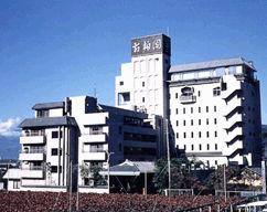 ホテル古柏園の外観