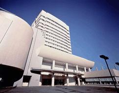 甲府富士屋ホテルの外観