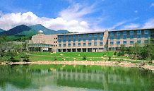 清里高原ホテルの外観