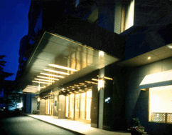 THE SAIHOKUKAN HOTELの外観