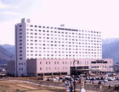 信州松代ロイヤルホテルの外観