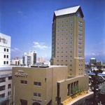 ホテルJALシティ長野の外観