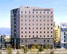 ホテルサンルート長野東口の外観