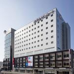ホテルサンルート長野の外観