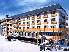 ホテル一乃瀬の外観