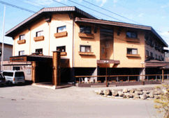 志賀一井ホテルの外観