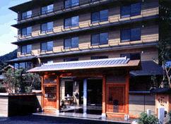 渋ホテルの外観
