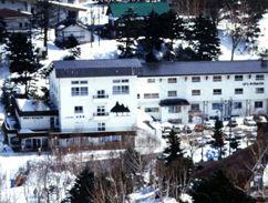 志賀リバーサイドホテルの外観