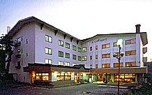 ホテルハイツ志賀高原の外観