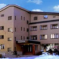 志賀喜楽ホテルの外観
