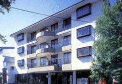 ホテル城山館の外観