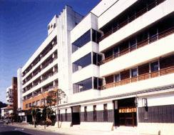 ホテル圓山荘の外観