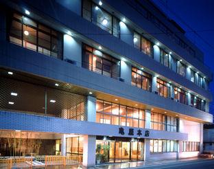 ホテル亀屋本店の外観