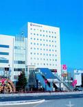 ホテルサンルート上田の外観