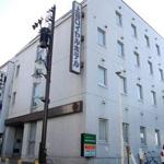 上田駅前ロイヤルホテルの外観