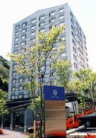 斎藤ホテルの外観