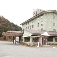 ホテルルートインコート軽井沢の外観