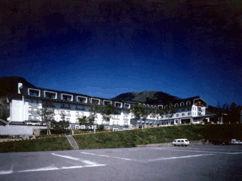 白馬アルプスホテルの外観