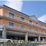 ホテルサンプラザ栂池の外観