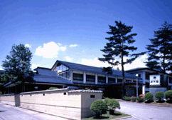 自然林調和の宿 ホテル山田屋の外観