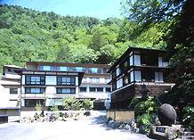 湯元齋藤旅館の外観