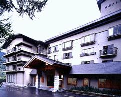 白船グランドホテルの外観