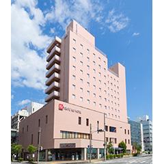 松本東急REIホテルの外観