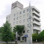 ホテルルートインコート南松本の外観