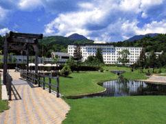 リゾートホテル蓼科の外観