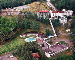 蓼科パークホテルの外観