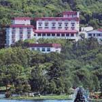 ホテル晴明荘の外観