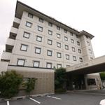 ホテルルートイン飯田の外観