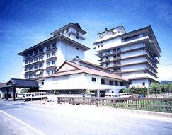 ホテル清風苑の外観