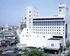 新潟東映ホテルの外観