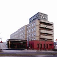 ホテルルートイン新潟県庁南の外観