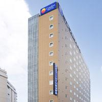 コンフォートホテル新潟駅前の外観