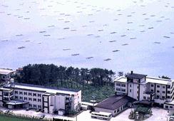ホテルニュー桂の外観