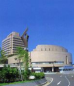 ホテルニューオータニ長岡の外観