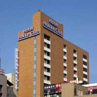 ホテル法華クラブ新潟長岡の外観