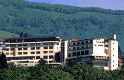 ホテル太閤の外観