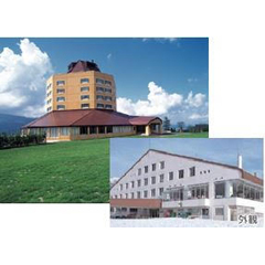 舞子高原ホテル&ロッジの外観