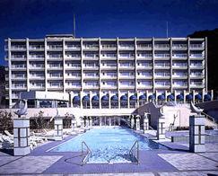 西伊豆クリスタルビューホテルの外観