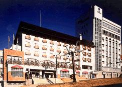 竜王プリンスホテルの外観