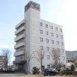 ホテルルートインコート篠ノ井の外観