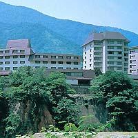 宇奈月杉乃井ホテルの外観