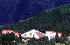 立山国際ホテルの外観