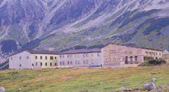 立山室堂山荘の外観