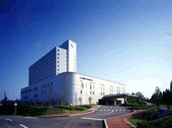 砺波ロイヤルホテルの外観